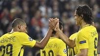Tam tấu CMN rực sáng, PSG đại thắng Anderlecht