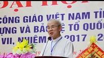 Linh mục Trần Xuân Mạnh: 'Chúng ta hãy đem yêu thương vào nơi oán thù'
