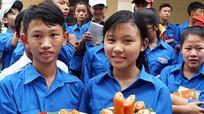 Học sinh Nghệ An thi làm bánh sắn chào mừng ngày Phụ nữ Việt Nam
