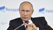 Putin nói phương Tây 'hai mặt' khi phản đối Catalonia độc lập