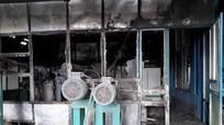 Thông tin thêm về vụ cháy nổ tại Nhà máy Hoa Sen Nghệ An