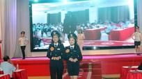 Hội thi 'Phụ nữ Hải quan đảm đang, đổi mới'