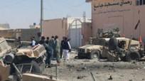 Đánh bom 2 nhà thờ Hồi giáo ở Afghanistan, 72 người chết