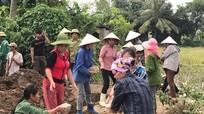 Nghĩa Đàn: Khởi công xây nhà 'Mái ấm tình thương' cho phụ nữ nghèo