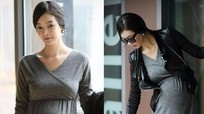 5 xu hướng thời trang cho bà bầu ngày lạnh