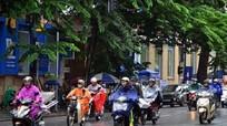 Thời tiết 22/10: Nghệ An có mưa rào và dông vài nơi