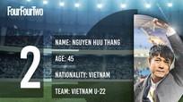 Bóng đá Việt Nam có 4 huấn luyện viên lọt TOP 15 Đông Nam Á