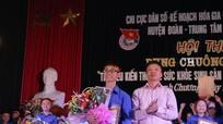 Nam sinh xứ nhút giành giải nhất cuộc thi Rung chuông Vàng