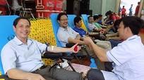 Sôi nổi Ngày hội hiến máu tình nguyện ở vùng cao