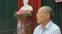Đô Lương: Đề nghị hỗ trợ dạy nghề cho đảng viên trẻ