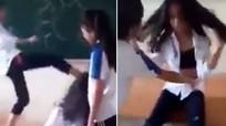 Phanh áo và đánh bạn gái, 7 nữ sinh bị kỷ luật
