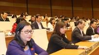 Tuần này Quốc hội phê chuẩn Bộ trưởng Giao thông Vận tải, Tổng Thanh tra