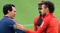 Neymar lại giận dỗi ở PSG
