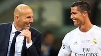 Zidane và Ronaldo được vinh danh HLV và Cầu thủ hay nhất FIFA