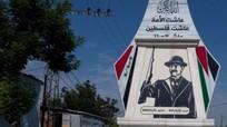 Palestine xây dựng tượng đài tưởng niệm ông Saddam Hussein