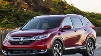 Honda CR-V 7 chỗ sẽ ra mắt khách hàng Việt giữa tháng 11