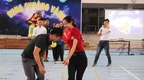 Sôi nổi Hội thi 'Rung chuông vàng' tại Trường Đại học Vinh