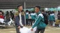 Hơn 400 học sinh được nhận gạo của Chính phủ