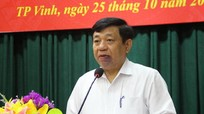 Chủ tịch UBND tỉnh: Đánh giá cán bộ vẫn là khâu khó, yếu nhất