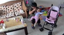 Nghệ An: Không chịu ngủ, bé trai 4 tháng tuổi bị giúp việc đánh vào đầu