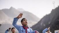 'Giấc mơ Trung Hoa' tại trường tiểu học Hồng Quân Trung Quốc