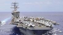 Mỹ triển khai ba tàu sân bay tới gần bán đảo Triều Tiên