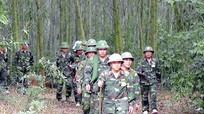 Diễn tập chỉ huy tham mưu một bên một cấp tại Yên Thành
