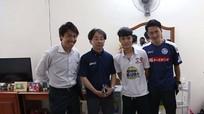 Thêm một cầu thủ HAGL sắp sang Nhật thi đấu?