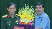 Chuẩn y Chỉ huy trưởng Bộ CHQS tỉnh vào Ban Thường vụ Tỉnh ủy