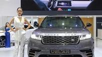Range Rover Velar giá từ 4,9 tỷ đồng cho đại gia Việt Nam