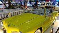 Xe hơi cổ thập niên 40, 60 'tái xuất' tại Sài Gòn
