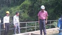 Xí nghiệp cấp nước ở Quỳ Hợp thừa nhận đường ống bị rỉ sét