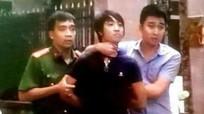 Bắt nhóm thanh niên mang hung khí cướp táo tợn trên phố