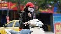 Không khí lạnh tiếp tục di chuyển, người dân cần sẵn sàng chống rét