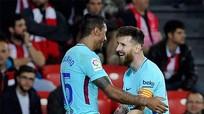 Messi giúp Barca nâng chuỗi bất bại lên 14 trận