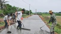Nghệ An: 162 xã về đích nông thôn mới