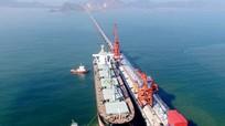 Tàu khủng tiếp tục cập cảng quốc tế the Vissai - Nghệ An