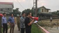 TP Vinh cưỡng chế thu hồi đất tại xã Hưng Lộc