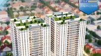 Cất nóc Tòa nhà CT2 cao 16 tầng dự án chung cư Arita Home tại TP Vinh