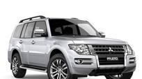 Mitsubishi triệu hồi hơn 2.500 xe Pajero do bị lỗi túi khí