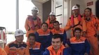 Nóng: Đắm tàu chở 4.600 tấn than trên biển Cửa Lò