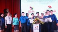 Thanh niên Lào - Việt Nam khởi động chương trình 'Theo dấu chân lãnh tụ'