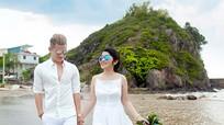 Ảnh cưới lãng mạn của tiền vệ hotboy Sông Lam Nghệ An