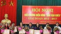Quỳnh Lưu nâng cao chất lượng 1.268 mô hình 'dân vận khéo'