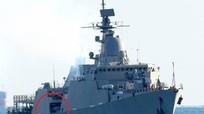 Sức mạnh tàu chiến Gepard 3.9 mới về Việt Nam