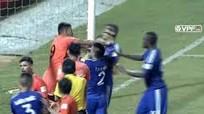 Ban kỷ luật nương tay cho bạo lực tại vòng 23 V.League 2017?