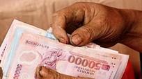 Bao nhiêu người nhận mức lương hưu dưới 1,3 triệu đồng/tháng?