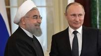 Nga - Iran và 'miếng bánh' thời hậu chiến