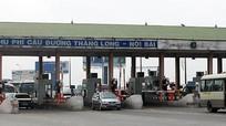 Trạm BOT Bắc Thăng Long - Nội Bài đề nghị tăng phí gấp 3 lần
