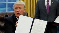 Tổng thống Donald Trump xoa dịu đồng minh trong chuyến thăm châu Á?